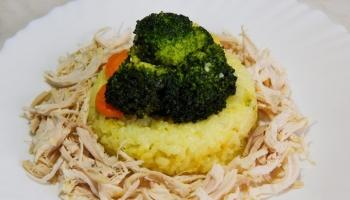 Video recept za iftar: Riža s povrćem, za desert čokoladni mousse kolač
