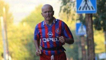 Živa sportska legenda Šime Kolovrat