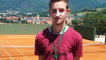 Mladi teniser iz Donjeg Vakufa iznova odlično prestavio svoj grad