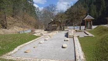 Crkvine u Veseloj kod Bugojna u zapadnom dijelu srednje Bosne