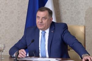 Slabi podrška Dodiku: Političari iz RS-a tvrde da je neodgovoran i neozbiljan