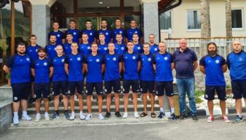 Na Rostovu se okupila juniorska reprezentacija Bosne i Hercegovine